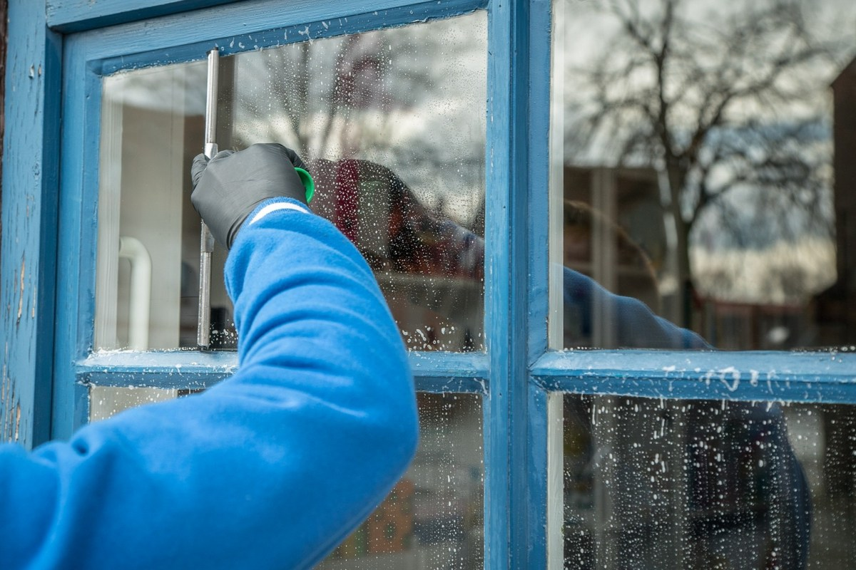 Window Cleaning in Brisbane
